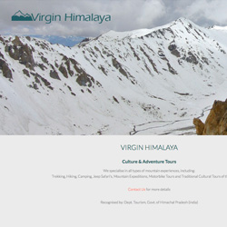 Virgin Himalayas